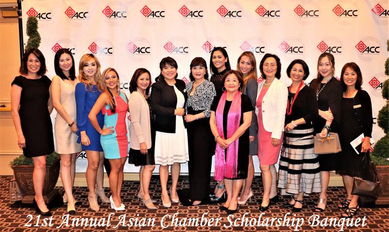 Scholarship Dinner 2019