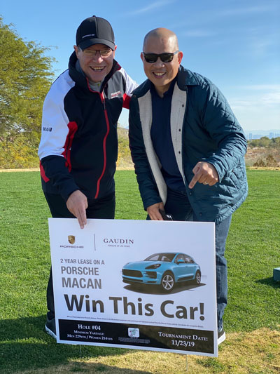 Porsche Golf Tournament 2019