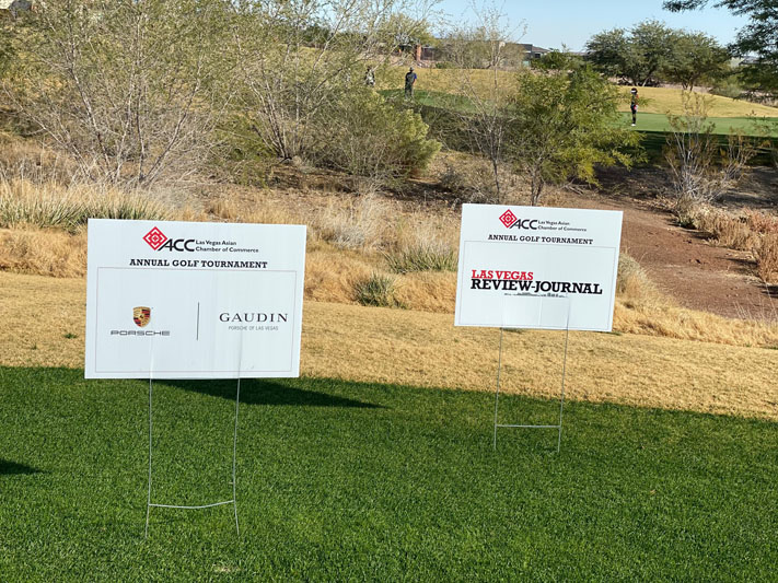 Las Vegas Review-Journal Golf Tournament 2019