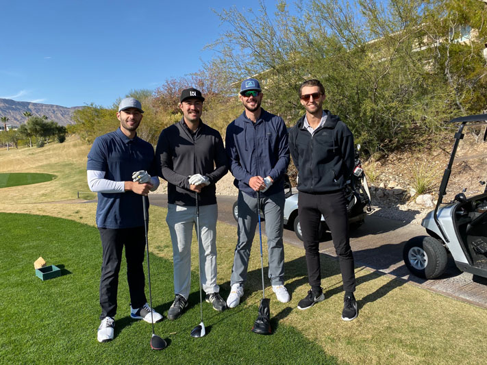 Las Vegas Golf Tournament 2019