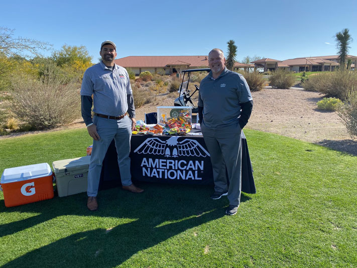 Golf Tournament American National