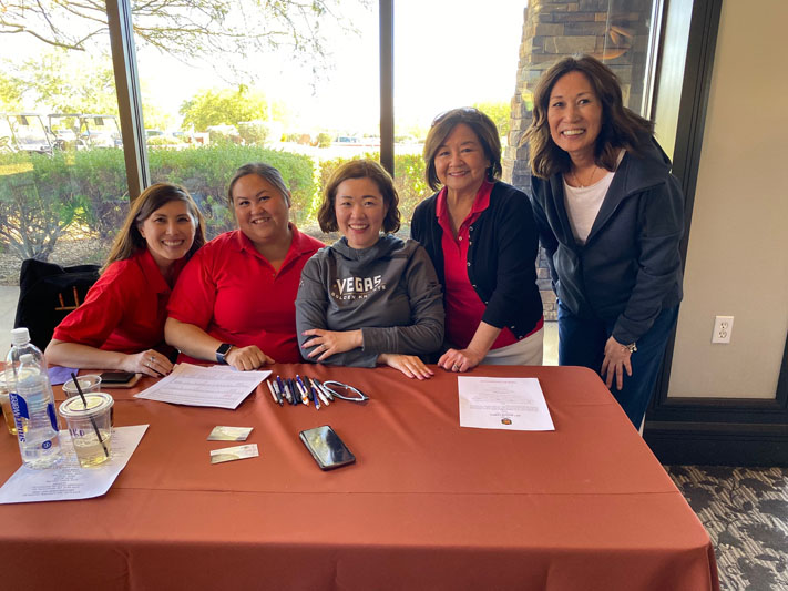 LV Asian Chamber of Commerce Golf Tournament on December 2019