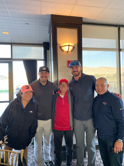 Golf Tournament December 2019