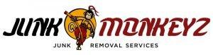 Junk Monkeyz Logo Horizontal
