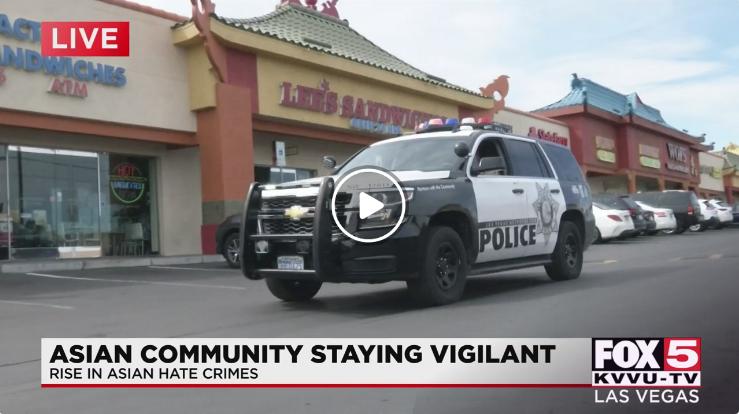 asian community staying vigilant