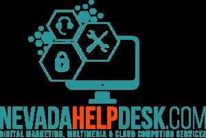 Logo Nevada Help Desk com