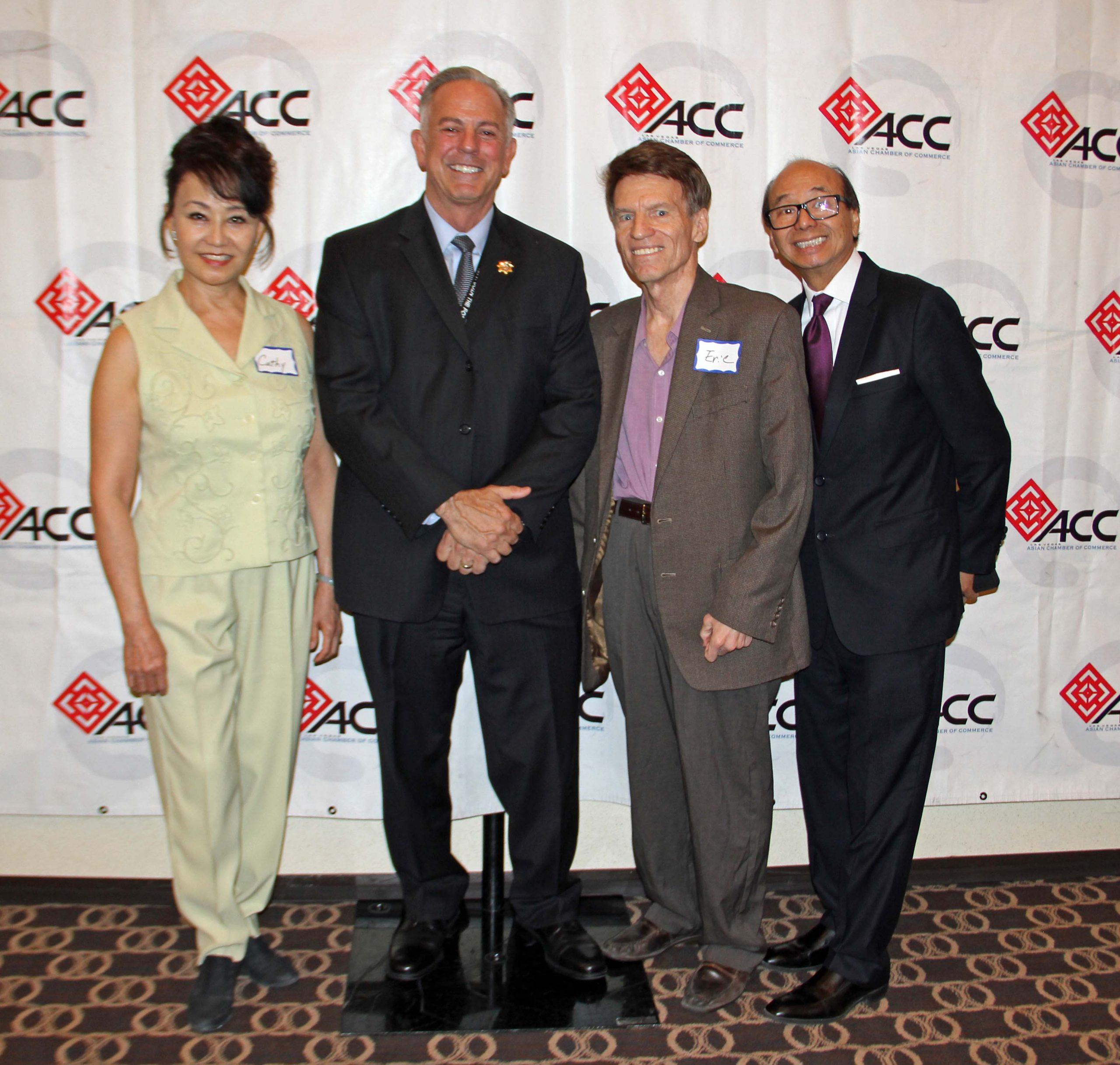 Las Vegas Asian Chamber of Commerce June 2021 Luncheon