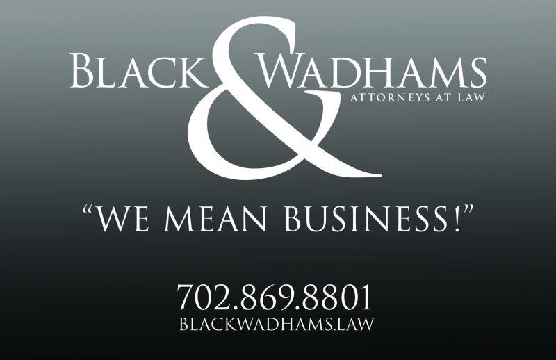 Black & Wadhams Flyer