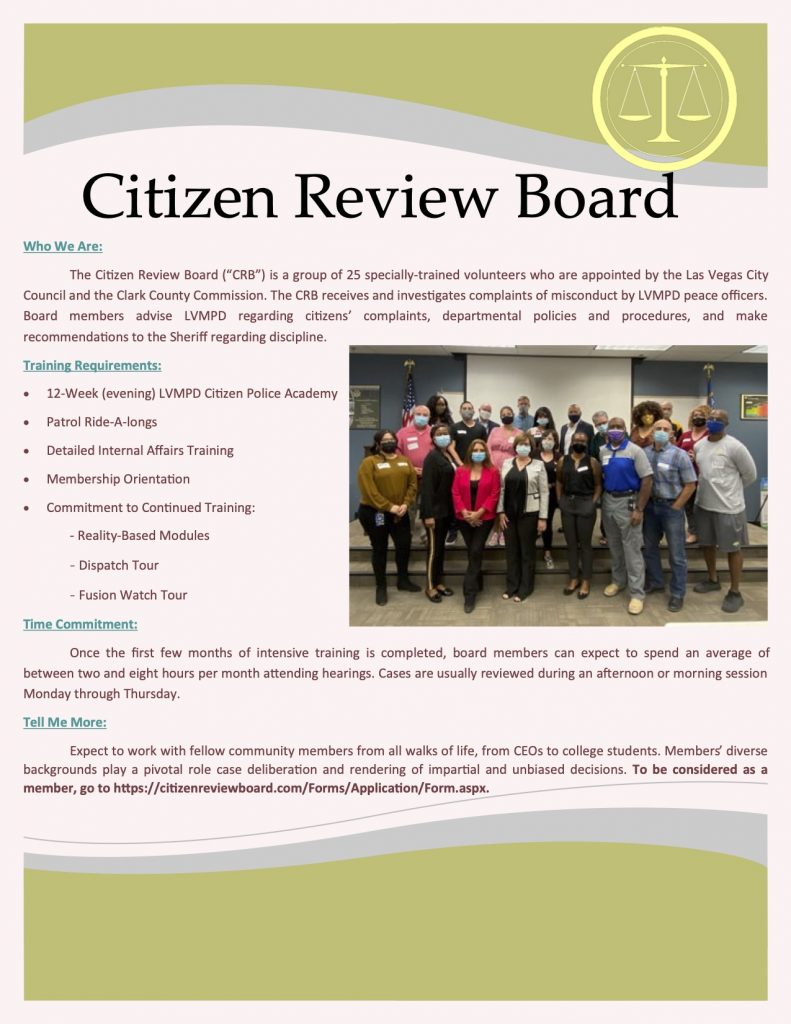 Citizen Review Board