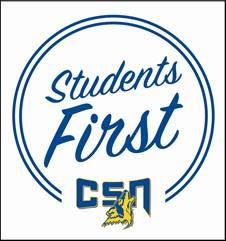 Student first: CSN